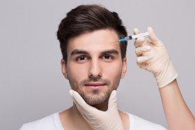 botox-mezczyzna